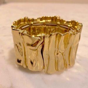 Banana Republic Gold Cuff